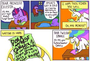 Ponypals by seniorpony