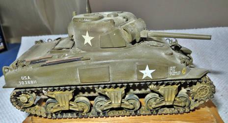 Tamiya M4A1 by Brigadier-Zod
