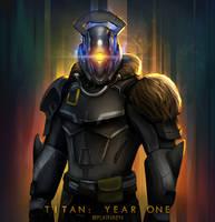 Titan: Year One by PlainBen