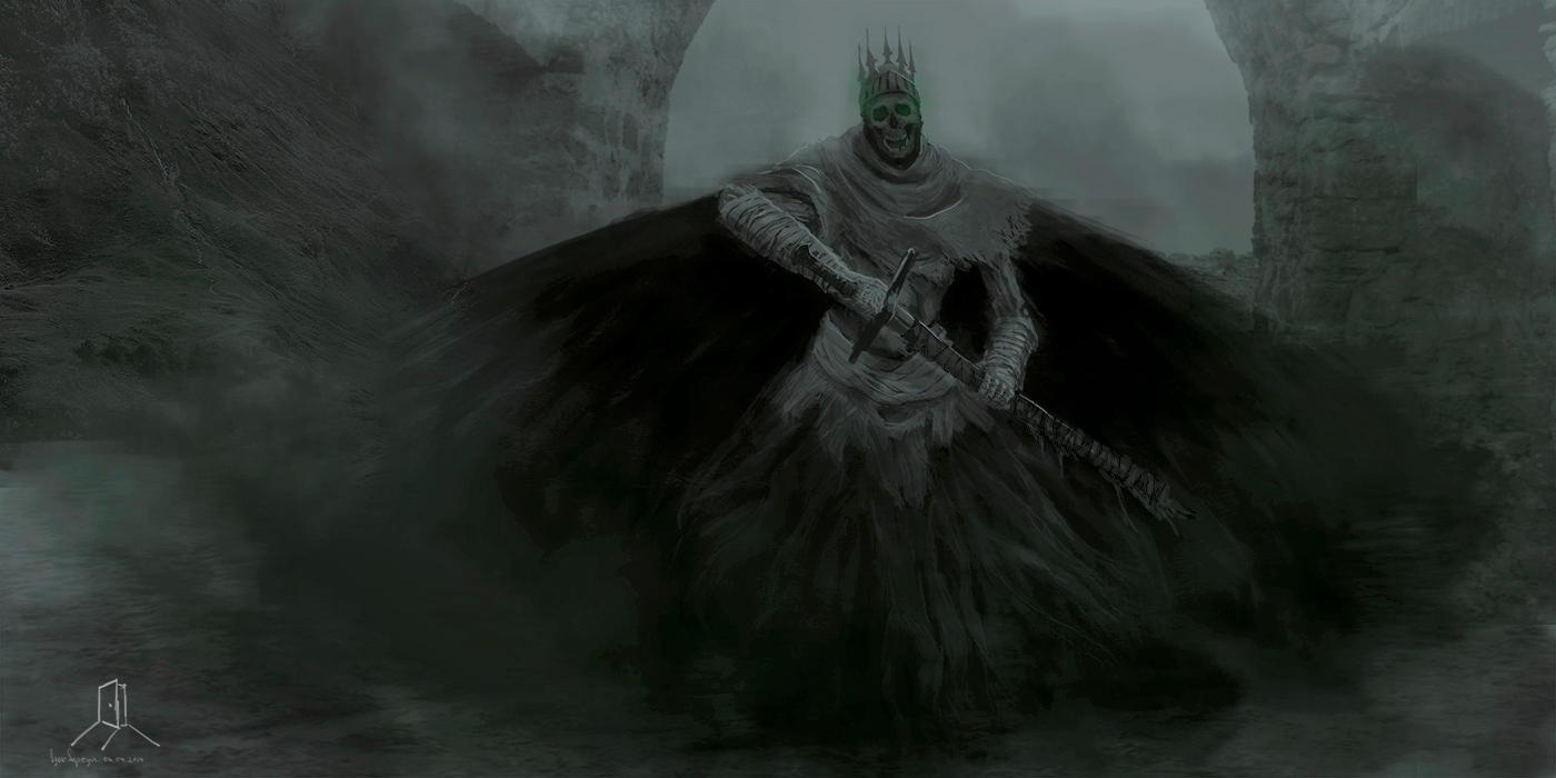 Undead Guardian by IgorSap