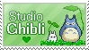 Studio Ghibli Love by Reveriesian
