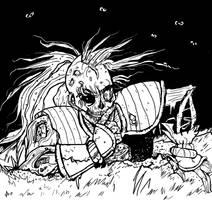 Scarysauce by FrontierComics