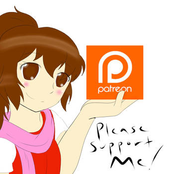 Please Support me on Patreon!~ by BDOG375