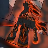 Nightmare Inferno by Backlash91