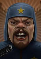 Dwarf police by AlMaNeGrA