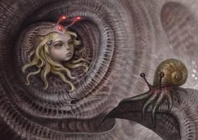 spiral inhabitants by AlMaNeGrA