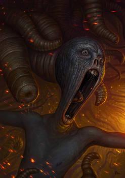 Scream by AlMaNeGrA