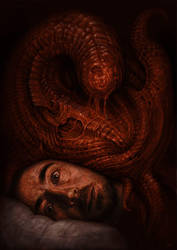 NIGHT TERRORS by AlMaNeGrA