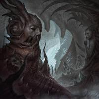 Dark kingdom by AlMaNeGrA