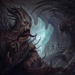 Death Kingdom by AlMaNeGrA