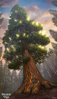 Crystal Tree by AlMaNeGrA