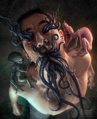 Eldritch Wisper by AlMaNeGrA