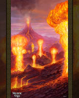 Flame Geysers by AlMaNeGrA