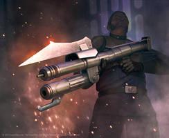 Bo-rifle by AlMaNeGrA
