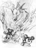 Imagine This Sketch by Skylanth
