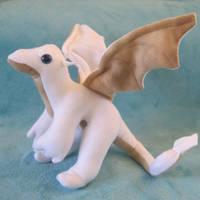 Marshmallow Dragon by Skylanth
