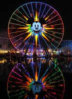 Rainbow Wheel of Fun by Skylanth