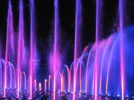 World of Color Fountains by Skylanth