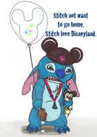 Disney Daze Stitch by Skylanth