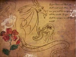 The Little Pony by Alektorotelumphobia