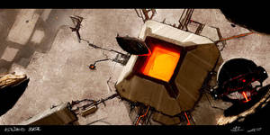 SEE art 02: Mining Operations by IgnusDei