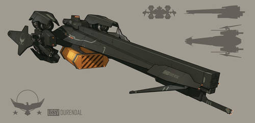 USSV Durendal by IgnusDei