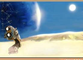 Lone Desert Recon by IgnusDei