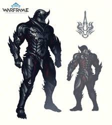 Warframe - Rhino Custom by IgnusDei