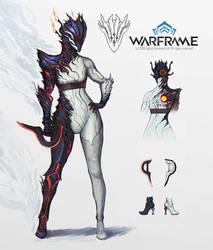Warframe - Ember Custom skin by IgnusDei
