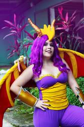 Spyro the Dragon #5 by mizuukicosplay