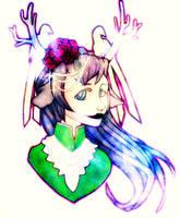 [P]: Weiyua by ms-laika