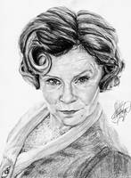 Dolores Umbridge by Fantaasiatoidab
