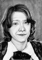 Ronald Bilius Weasley by Fantaasiatoidab