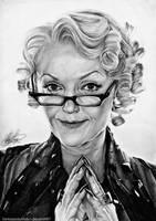 Rita Skeeter by Fantaasiatoidab