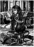 The brightest witch of her age by Fantaasiatoidab