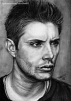 Jensen Ackles by Fantaasiatoidab