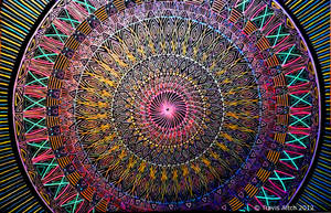 Mandala Fibonacci by TravisAitch