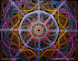 Mandala Pratibhasika Satya by TravisAitch