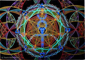 Mandala of the Prima Materia by TravisAitch