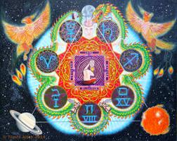 Mandala Calcinatio by TravisAitch