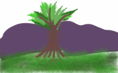 SKETCH A TREE by MrNaj