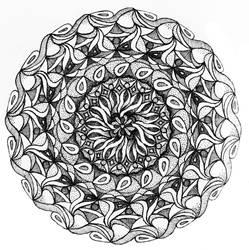passion mandala by lunelac