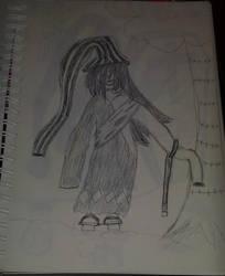 Urataker 'Undertaker+Urahara' by Zageus