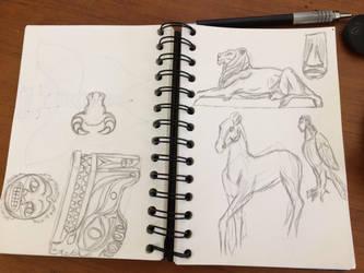 Art Progress by Skeleton-Horse