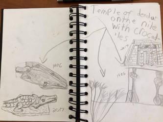 Art Progress: 1996 vs 2017 by Skeleton-Horse
