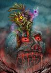 Skull Kid by Jcinc1
