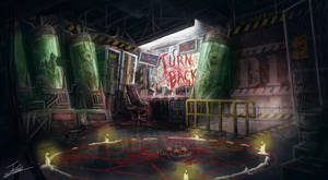 Horror Factory by Jcinc1
