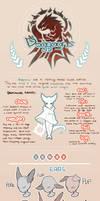 Doggoon Species Trait sheet by ldn483