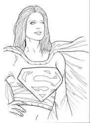 Another Supergirl by r-i-p-p-l-e