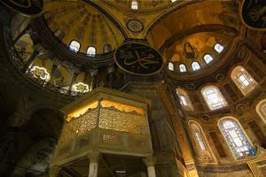 Ayasofya - Hagia Sophia II by scoiattolissimo